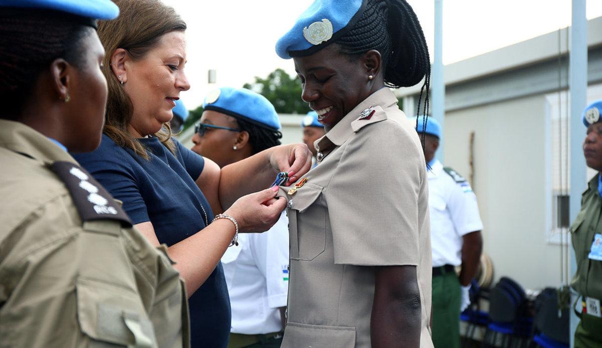 UN job South Sudan